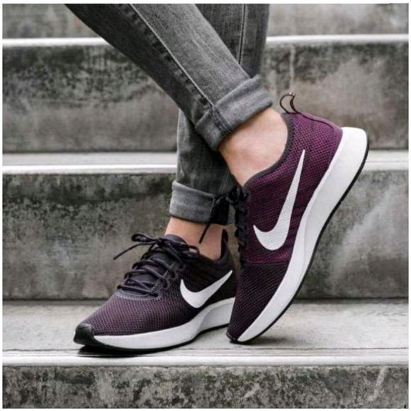 Nike Dualtone Racer Womens Shoes Purple